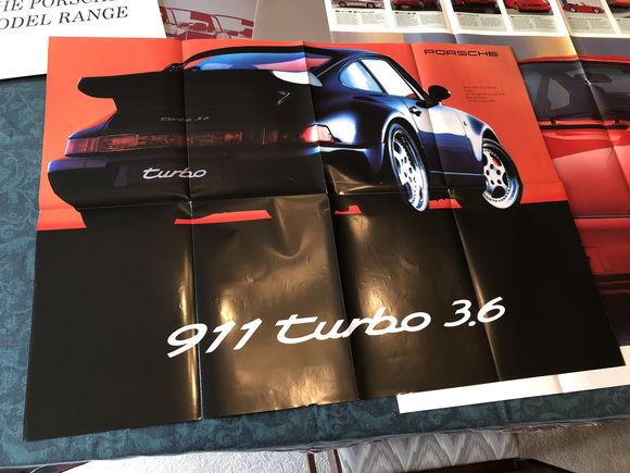 1994 turbo poster