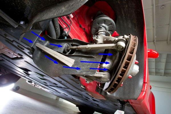 997 GT3 front brake duct - Rennlist - Porsche Discussion ...