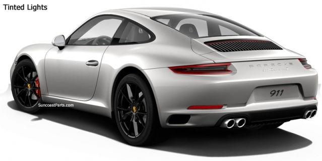 991 2 Tinted Tail Lights Rennlist Porsche Discussion