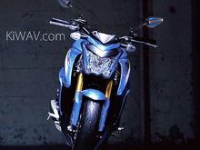 Suzuki GSX S1000 Mirrors:Achilles