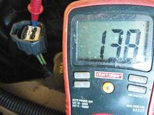 Low speed circuit active