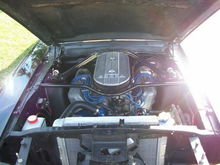 GT500 clone 428CJ 4spd top loader