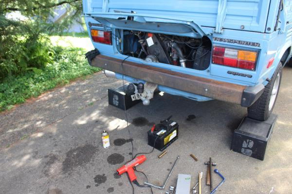 1980 B23A in a Vanagon - Volvo Forums - Volvo Enthusiasts Forum