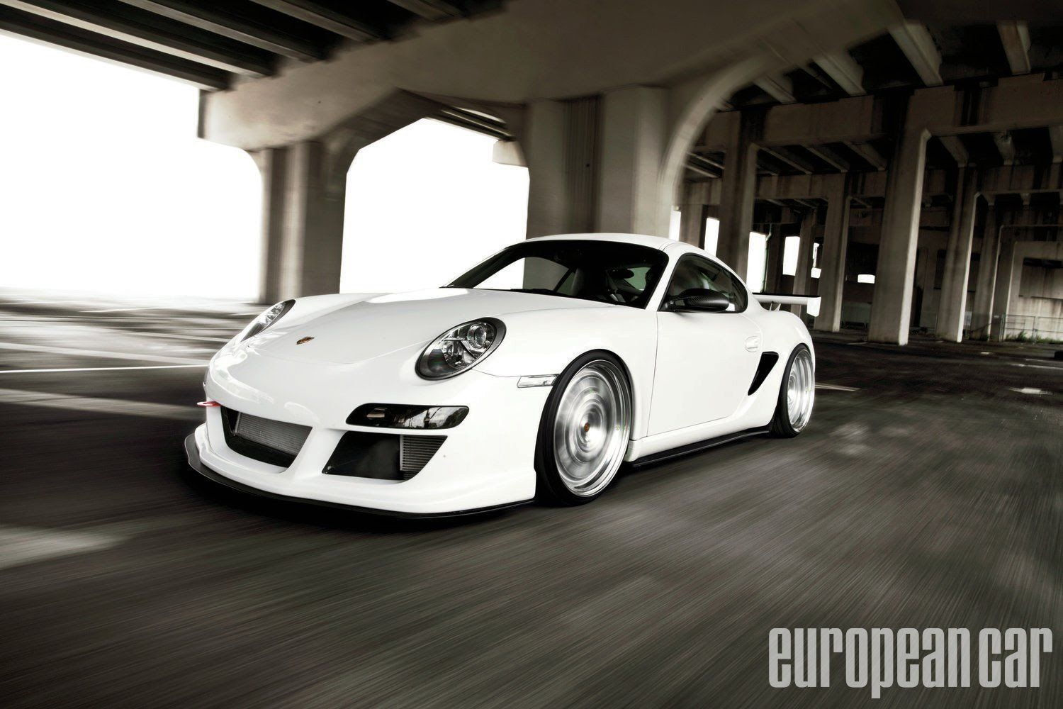 2007 Porsche Cayman S One Of A Kind Custom Work 997 Front