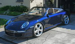 2006 997 Cab - Midnight Blue