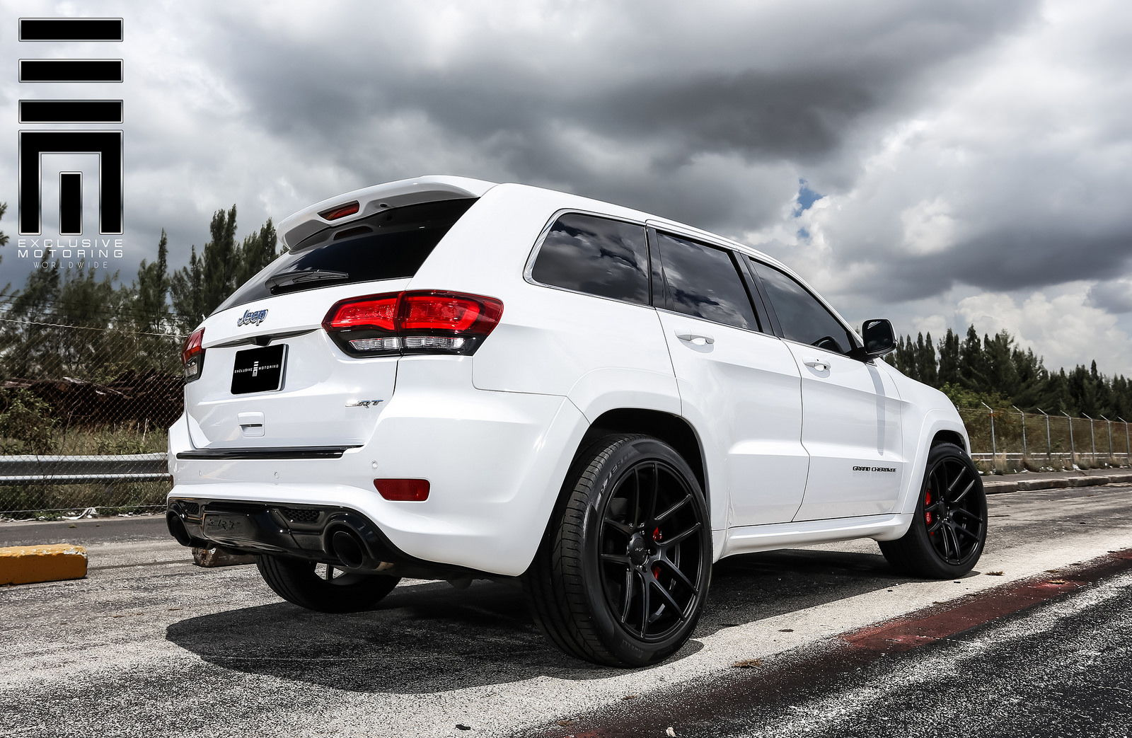 jeep cherokee srt8 velgen wheels vmb5 6speedonline. Black Bedroom Furniture Sets. Home Design Ideas