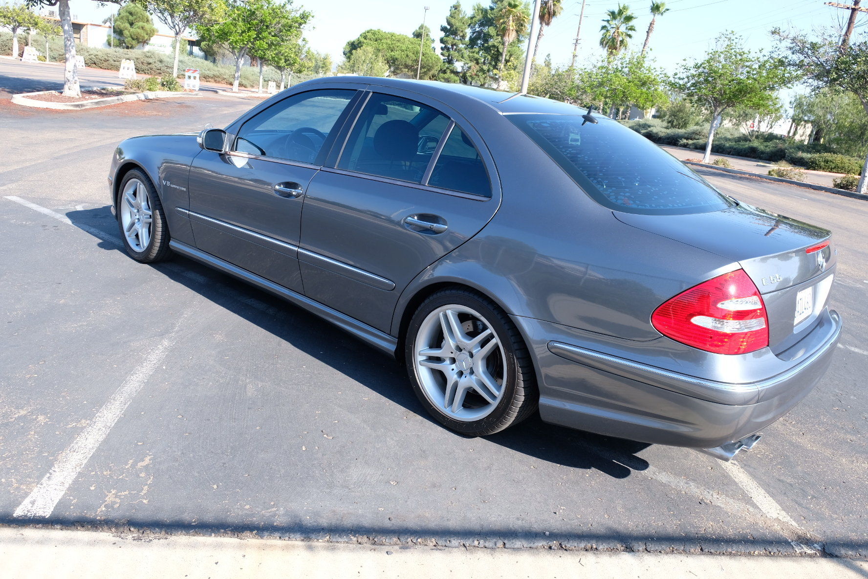 2006 Mercedes E55 AMG - 6SpeedOnline - Porsche Forum and Luxury Car