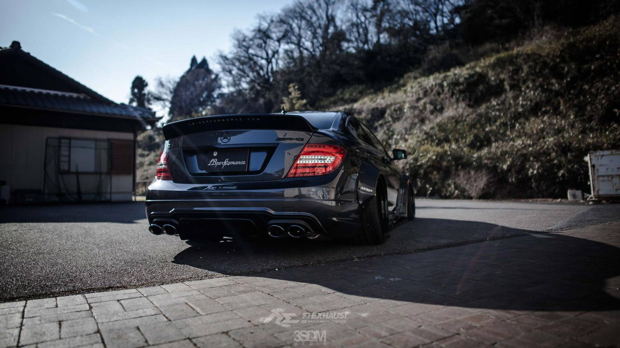 Fi exhaust l mercedes benz w204 c63 l remote app for Mercedes benz remote start app