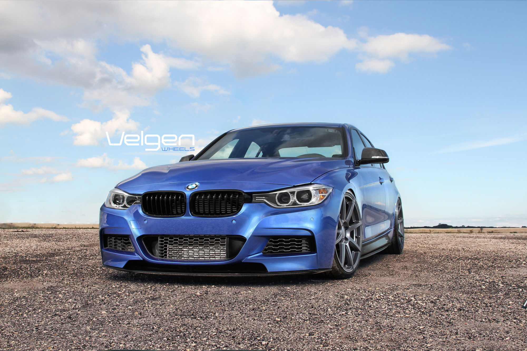 bmw f30 335i on velgen wheels vmb8. Black Bedroom Furniture Sets. Home Design Ideas