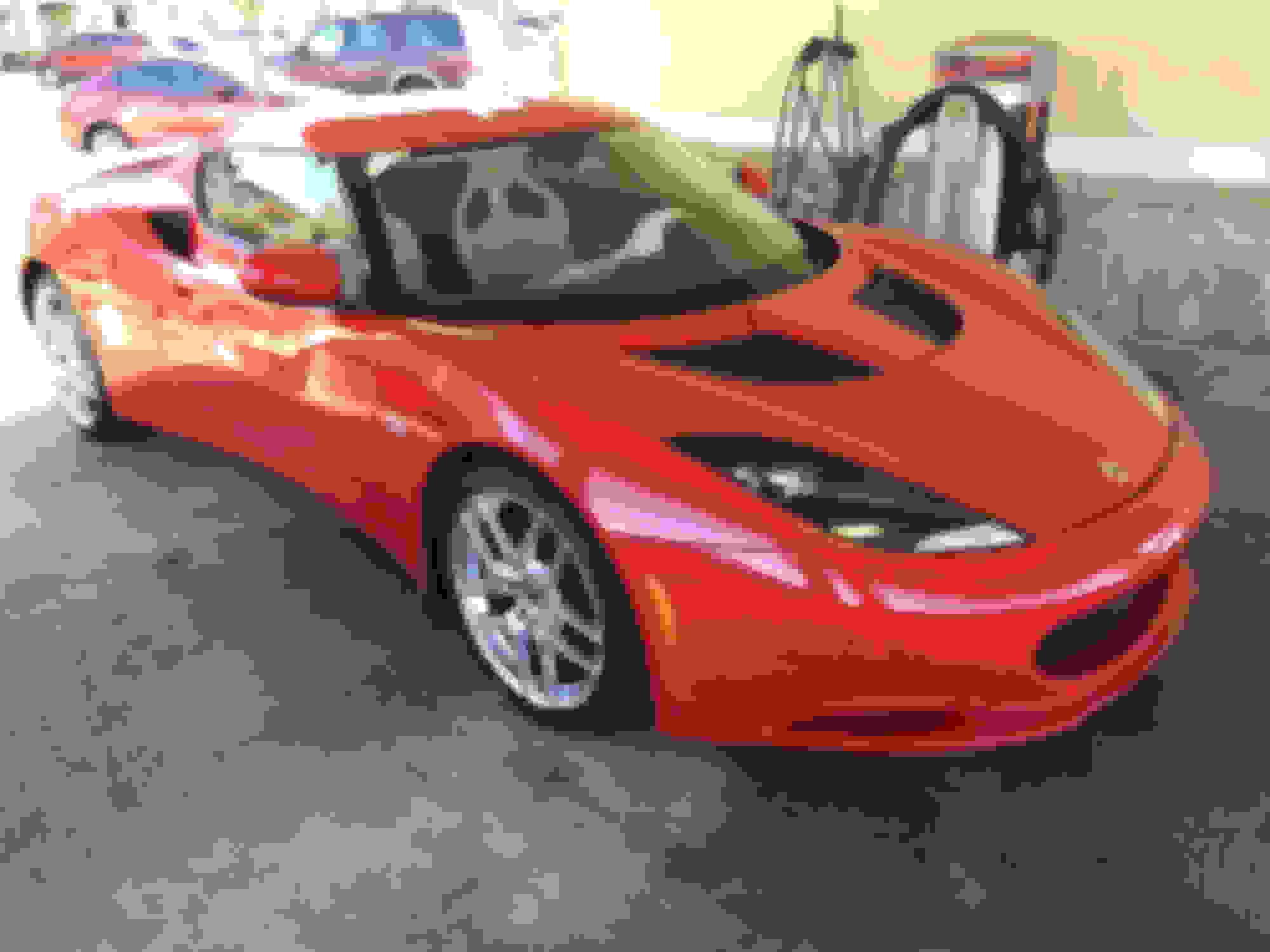 2010 Ardent Red Evora Dallas TX FS or FT - 6SpeedOnline