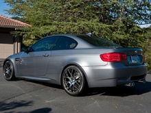 new (to me) e92 m3, space grey