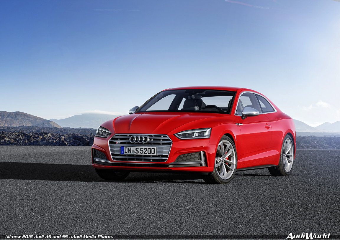 New forum for new model! B9 A5/S5/RS 5 stuff goes here