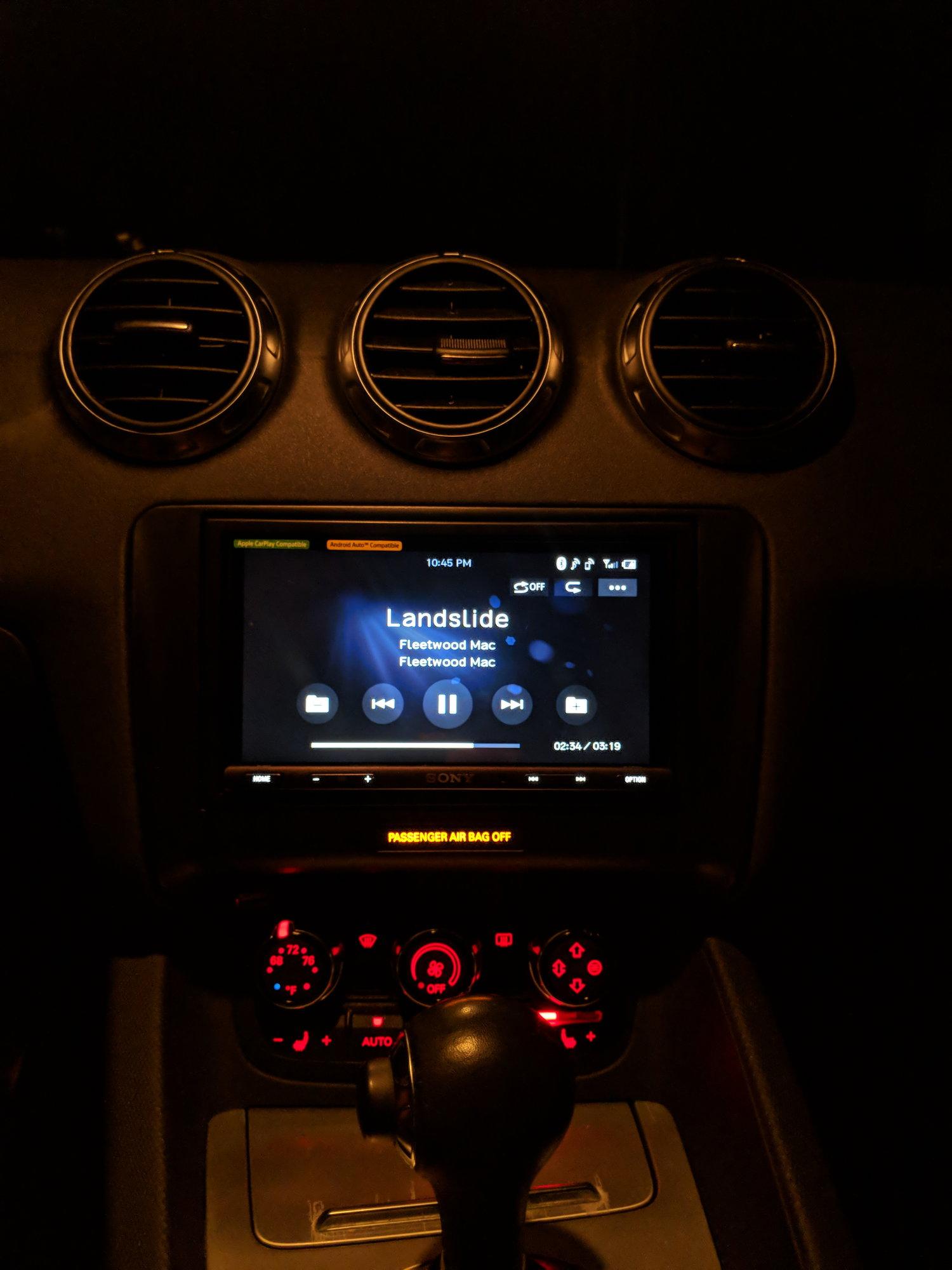 Head unit upgrade  - AudiWorld Forums