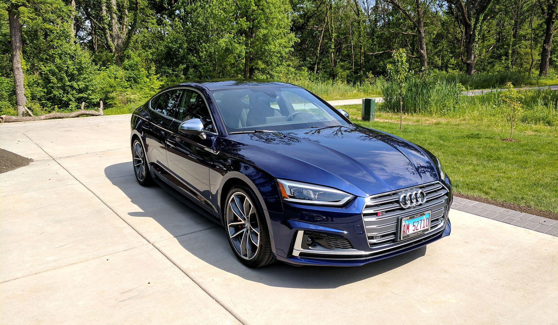My Navarra Blue B9 S5 Sportback Audiworld Forums