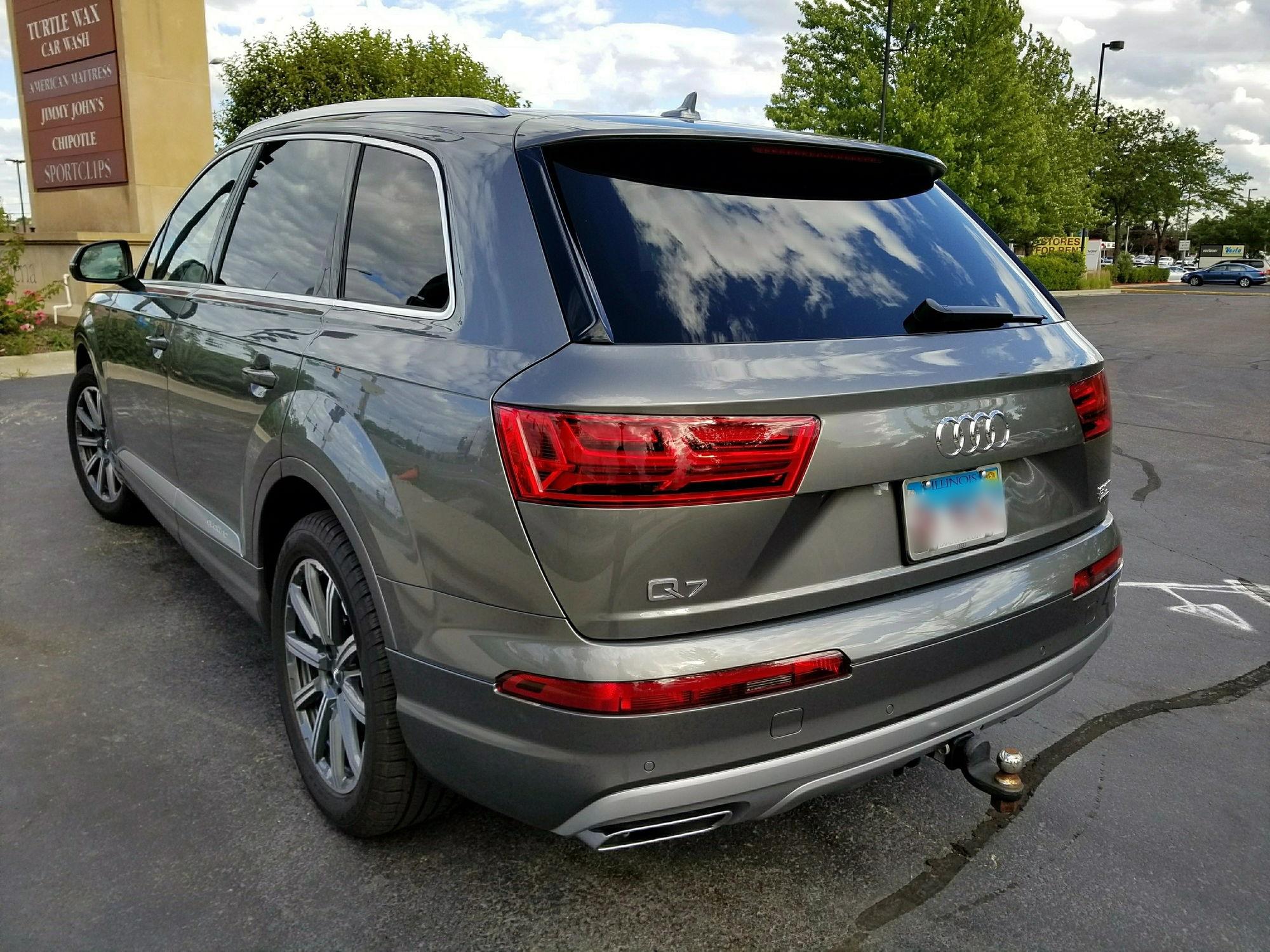 Audi Of Cherry Hill >> Graphite Gray Metallic w/ Cedar Brown Interior - Cherry Hill - AudiWorld Forums