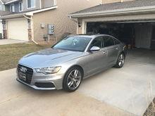 My first Audi, definitely not my last!