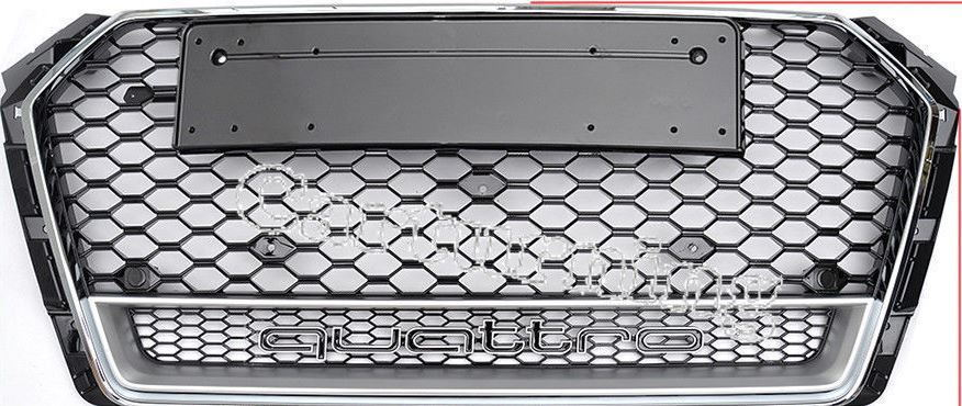 Ebay Chinese RS4 Grill    - AudiWorld Forums