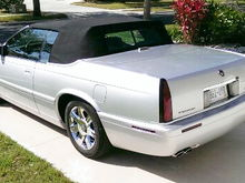 2000 Eldorado ETC Convertible