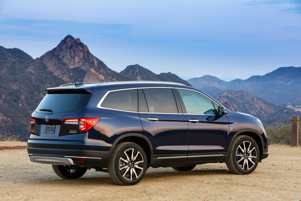 2020 Honda Pilot Hybrid Release Date Nad Price >> 2020 Honda Pilot Deals Prices Incentives Leases Overview