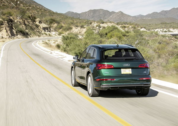 2019 Audi Q5 Deals, Prices, Incentives & Leases, Overview