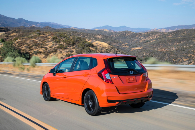 2019 honda fit deals prices incentives leases overview carsdirect for Honda fit lease price