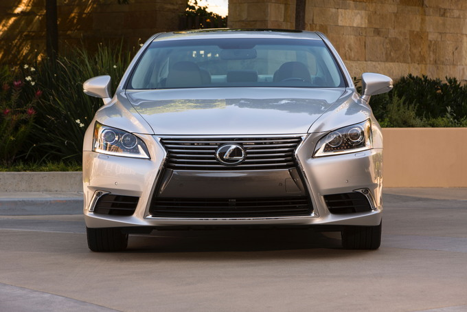 Delivering Strong Performance, Refinement, And Almost Impeccable Fit And  Finish, The 2016 Lexus LS 460 Is The Ideal Luxury Sedan For Those Who  Admire A ...