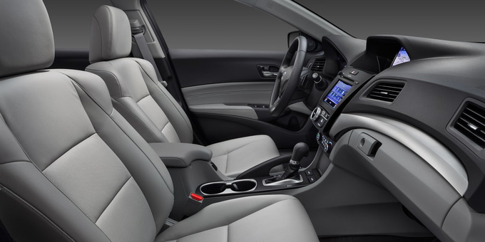 2016 Acura Ilx Review Carsdirect