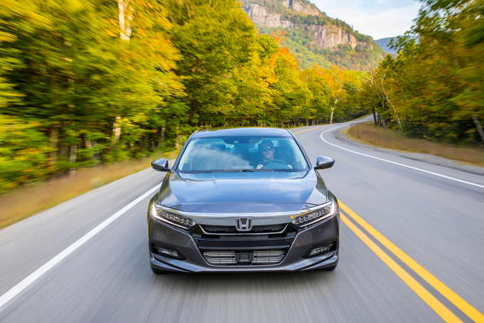 2018 Honda Accord Deals Prices Incentives Leases Overview