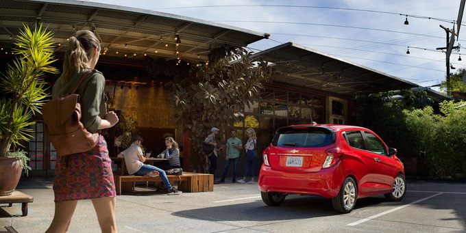 2019 Chevrolet Spark Deals Prices Incentives Leases Overview