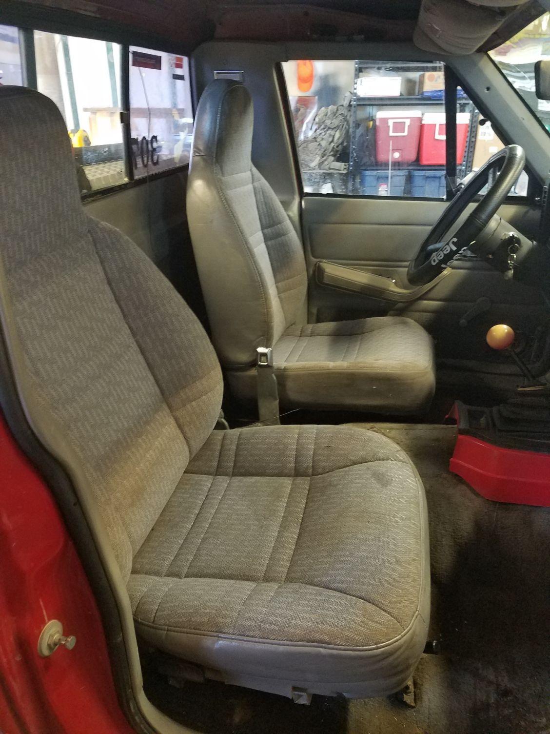 Seat Swap Supplement Jeep Cherokee Forum