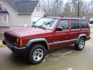 Latest edition 1998 Cherokee Sport