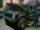 99 Cherokee Limited