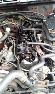 Valve cover exploded! - Jeep Cherokee Forum