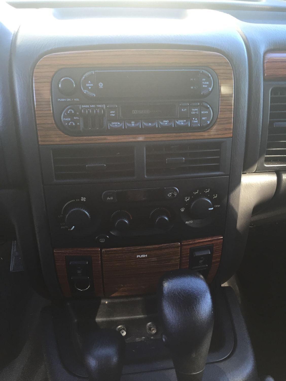 Early 2000s Gc Reliable Jeep Cherokee Forum 1999 Grand Door Driver Panel