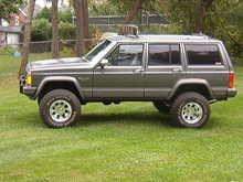 1989 Cherokee