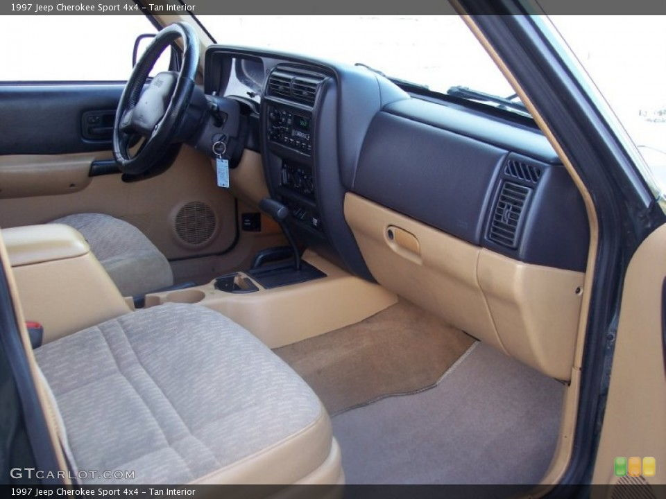 97 01 Xj Interior Colors Two Different Tan Colors Jeep Cherokee Forum