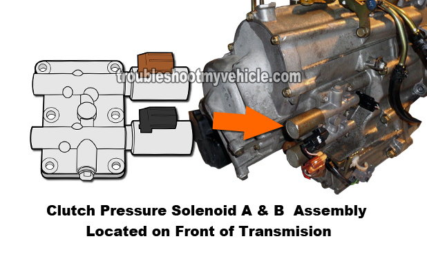 P0963  P0967   U0026 Transmission Issues