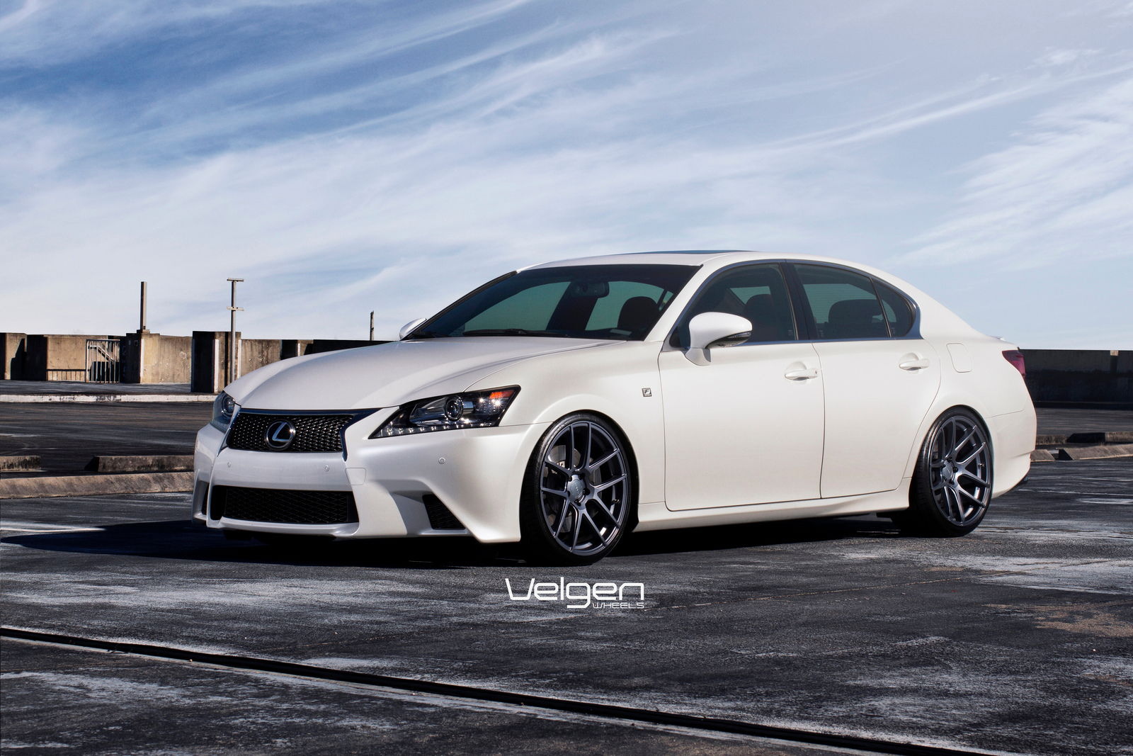 lexus gs 350 f sport velgen wheels vmb5 clublexus lexus forum discussion. Black Bedroom Furniture Sets. Home Design Ideas
