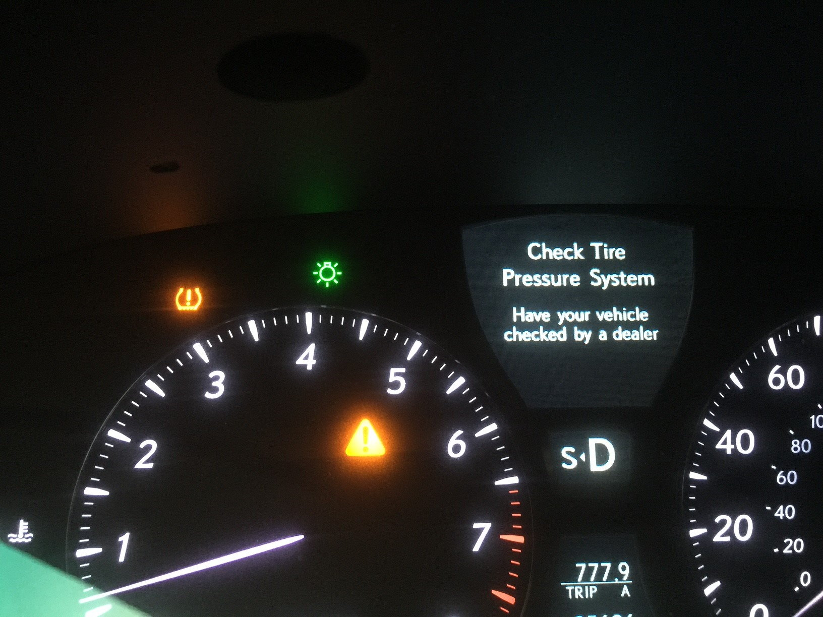 Check Tpms System >> Tpms System Failure After New Tires Installation Clublexus Lexus