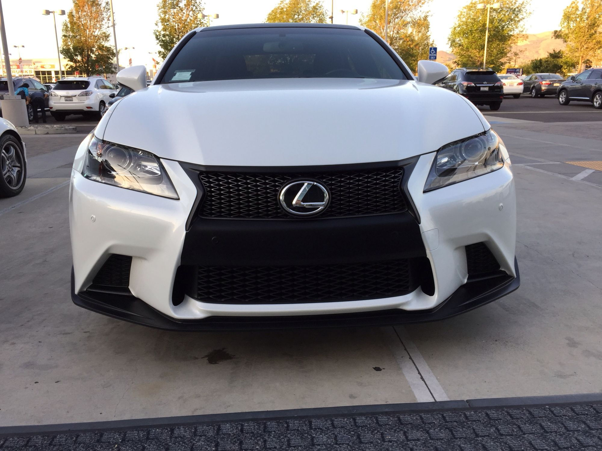 How To Unlock Steering Wheel >> LA **2015 GS350 F-Sport Lease Transfer** - ClubLexus - Lexus Forum Discussion