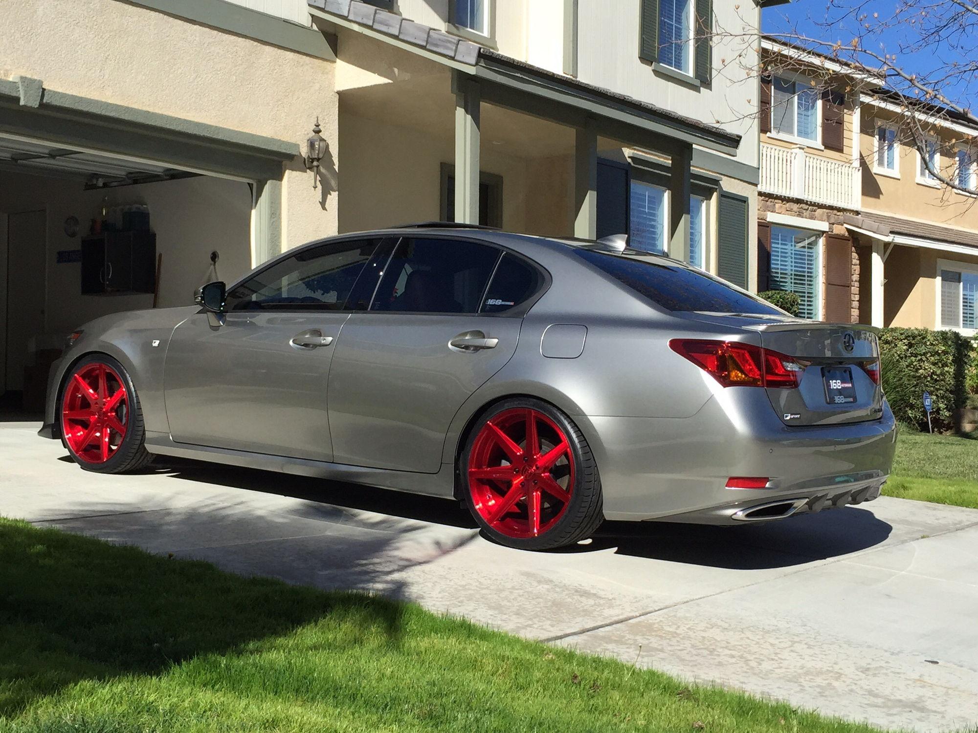 My 2015 GS 350 Fsport - ClubLexus - Lexus Forum Discussion