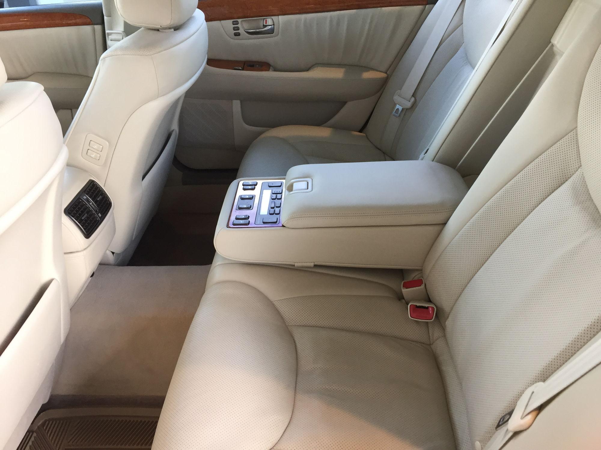 Tn 2005 Ls430 Ultra Luxury Radar Pcs Clublexus Lexus