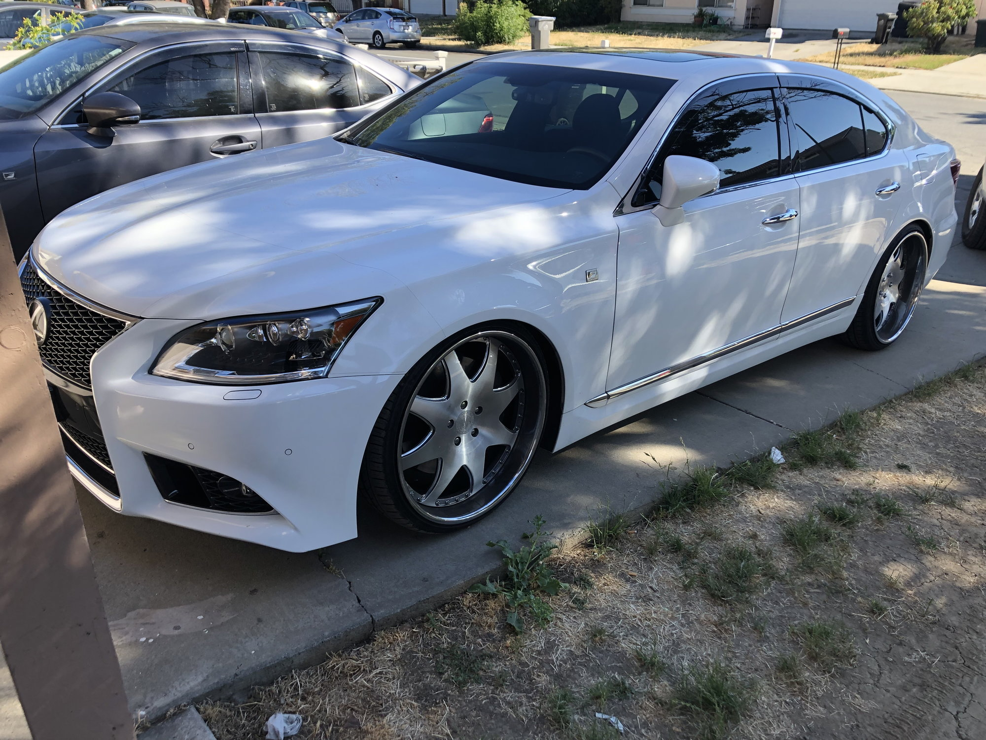 Ls460 rides like crap    any solutions? - ClubLexus - Lexus