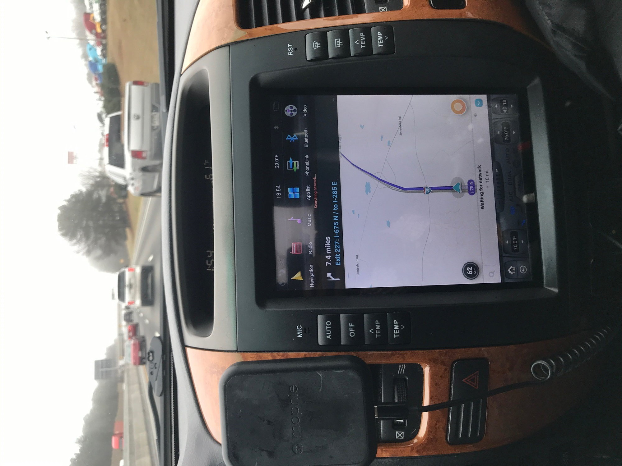 Rearview Camera Wiring to Video Screen - ClubLexus - Lexus