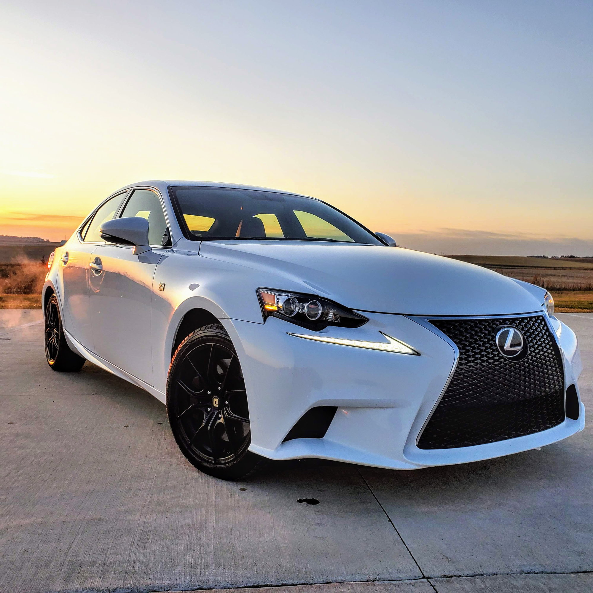 Lexus Is 350 Sport: 2014 Lexus IS 350 F Sport AWD