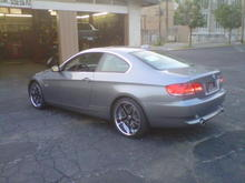 Garage - BMW 335xi Coupe