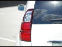 OEM Sport tail lights.