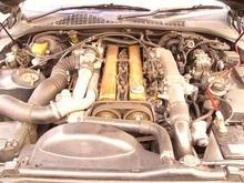 1JZ-GTE twin turbo