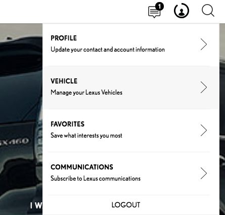 Purchase help needed urgent clublexus lexus forum discussion input the vin of the vehicle you want to check then click manage this vehicle then on the top click resource service service history sciox Images