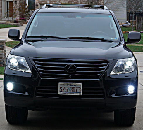 Halogen Light For Cars >> 2008-2011 LX570 LED headlight conversion recommendations ...